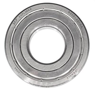 Подшипник SKF 6306 ZZ (6 306) 30x72x19 для стиральной машины - фото 4621
