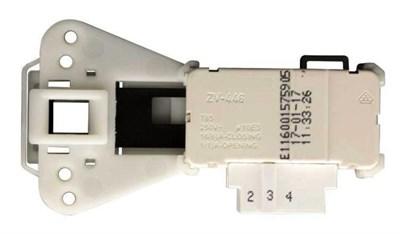 Блокировка люка (УБЛ) для стиральных машин Indesit, Ariston, 3 контакта, 085194, C00085194, AR4426, WF250, 08me01, INT005AR, 297327 - фото 4946