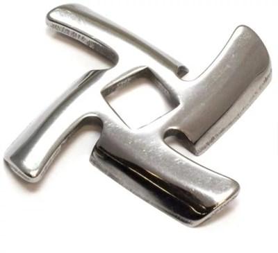 Нож для мясорубки Braun, Elenberg, Vitek, Polaris, Panasonic MK-G20/30/38/8710 PS001 - фото 5092