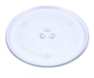 Тарелка (поддон) для микроволновых печей Samsung, 255 мм. DE74-00027A - фото 5163