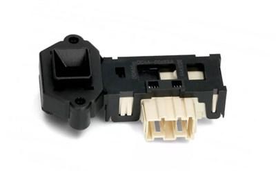 Устройство блокировки люка (УБЛ) для стиральных машин Samsung DC64-00653A, B1245AVGW/YLP - фото 5264
