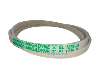 Ремень EL 1235J4 (1235 J4) для стиральной машины - фото 6765
