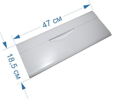 Панель ящика морозильной камеры для холодильников Атлант, Минск (откидная) 301540103800 - фото 6879