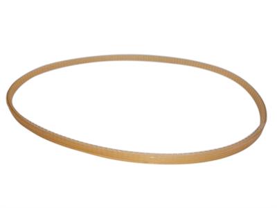 Ремень хлебопечи LG 188 зубьев EBZ60921204, 4400FB3086A ширина 6,5 мм, зуб 2 мм, шаг 1 мм
