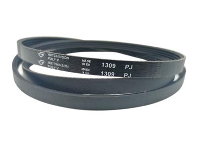 Ремень 1309J4 (1309 J4) для стиральной машины Bosch, Siemens 273063, 00273063, 00278233 - фото 7236