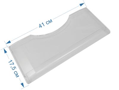 Панель морозильной камеры для холодильника Атлант, Минск 61 серии 774142100501, 774142100500, МКАУ.741421.005 - фото 7330