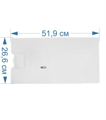 Панель двери морозильной камеры Stinol, Indesit, Ariston C00856014, 856014 - фото 7350