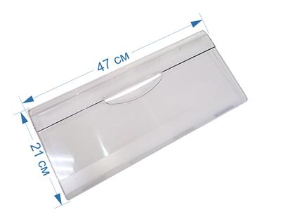 Панель ящика (передняя) для холодильников Атлант, Минск 774142100900, 774142100200, МКАУ.741421.009 - фото 7409