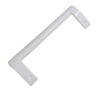 Ручка двери для холодильника LG, прямая, белая AED73673701, AED73153101 - фото 7527
