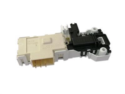 Устройство блокировки люка (УБЛ) (замок люка) для стиральных машин Beko, Blomberg, LG, Samsung DA000732, 7859950, INT002AC, 0940001, Ac4400, DA00378293331B - фото 7888