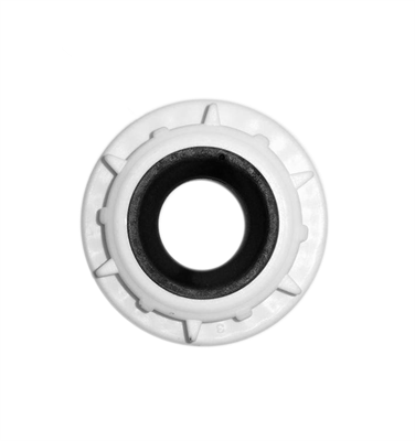 Гайка-уплотнение подачи воды для разбрызгивателя (импеллера) верхней корзины посудомоечной машины Indesit, Ariston, Hotpoint, Stinol, Whirlpool 144315, 054862, 152919, 315053, 49017698, 49005700, 673001600021 - фото 8050