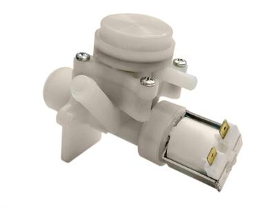 Клапан (КЭН-1 90 градусов) для ПММ AEG, Electrolux, Zanussi ELECTROLUX 1520233006, 153ZN09, ZN5209, 02202330, VAL501ZN - фото 8064