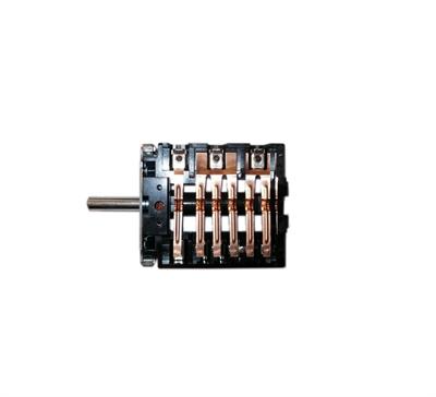Переключатель мощности конфорок, режимов духовки 6+0 позиций для плит EGO 46.27266.813, 46.27266.500, 013413 - фото 8152