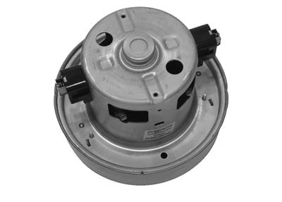 Мотор (двигатель) для пылесосов Samsung 2000 W, DJ31-00067P, VAC046UN.R, VC07W158F, VCM-HD119.5-2000W - фото 8183