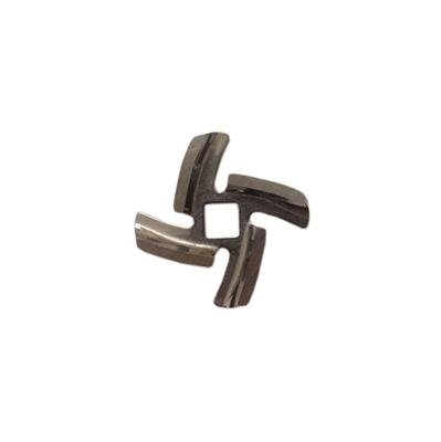Нож для мясорубок Braun, Vitek 4-хгранник, квадрат 10х10мм NMB019 - фото 8309