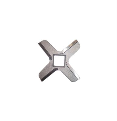 Нож для мясорубки Kenwood PRO 2000 Excel, четырехгранник, квадрат 13х13 мм NMB015 - фото 8312