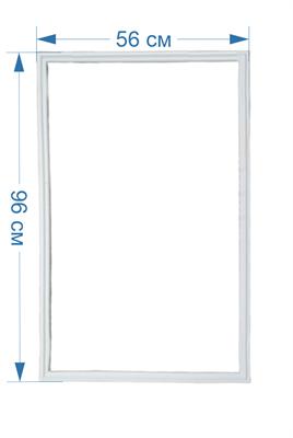 Уплотнитель двери для холодильников Атлант, Минск (МХМ-1705, 1716, 1717) 769748901508,  331603301006 - фото 8393