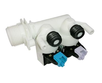 Электромагнитный клапан подачи воды для стиральных машин Indesit, Ariston, КЭН 2W-90, 373248, C00373248, 23719PA, AR5202, VAL021ID, 093843, 62AB019, 62319PA, 11120PA - фото 8441