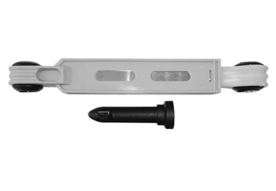 Амортизатор для стиральных машин Bosch, Siemens 90 N, квадратный профиль 673541, BO742719, SAR003BO, WK222 - 971124, 987248, 660865,  424F600, 00742719 - фото 8461