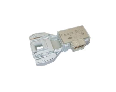 Устройство блокировки люка (УБЛ) для стиральных машин Indesit,  Ariston, Stinol, Whirlpoo (3 контакта) 297327, 306612, C00297327, C00306612, 482000023482, 482000089312, ZV-446 - фото 8553