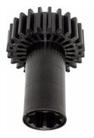 Шестерня под шнек для мясорубок Braun (24 зубца) 4195612, br7051414, MM0311W
