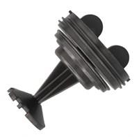 Заглушка - фильтр сливного насоса для стиральных машин LG под резьбу, 383EER2001G, MBL67637201