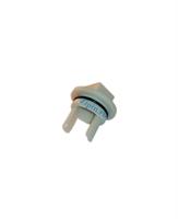 Втулка шнека мясорубок Bosch без отверстия по центру D=33,8 мм 418076