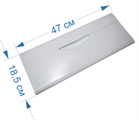 Панель ящика морозильной камеры для холодильников Атлант, Минск (откидная) 301540103800