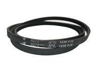 Ремень 1236J4 (1236 J4) для стиральной машины Whirlpool, Ariston, Indesit 2845710100, 461975021821