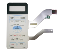 Сенсорная панель для микроволновой печи (СВЧ) Samsung G2739NR, DE34-00115F, DE34-00115A
