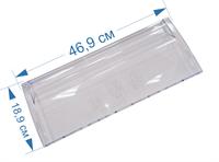 Панель ящика морозильной камеры для холодильников Beko (Беко), Blomberg (Блумберг) 4616120100, 461262