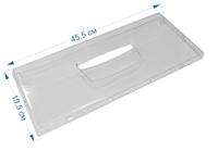 Панель ящика морозильной камеры для холодильников Ariston, Indesit, Stinol 283521, 857274, 148032954, C00283520, 482000049260, C00283521