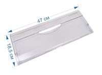 Панель ящика (передняя, откидная) для холодильников Атлант, Минск 774142100800, 774142100100, МКАУ.741421.008