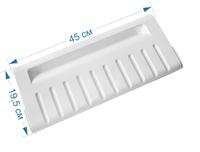 Панель ящика М/К (откидная) для холодильников Ariston, Indesit, Stinol 856007, 720130, 710200, C00856007, W14804291000, 71020