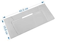 Панель ящика для холодильников Ariston, Indesit, Stinol 856032, 857049, 857048, 857330, 857331, C00856032, W14805555300