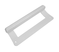 Ручка двери холодильника Ariston, Stinol, Indesit для морозильника, металлическая, 859996, 205ER(LZ) C00859996 L=200мм