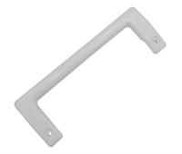 Ручка двери для холодильников Атлант-Минск, скоба большая, 24 см, 775373400201, 280413306200