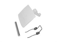 Ручка люка (в сборе) для стиральных машин Bosch, Siemens, Neff, Gaggenau 069637, 00069637, DHL000BY, BY3800, 21BS001