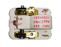 Пусковое реле компрессоров Danfoss для холодильников 103N0021, 103N0016, 064746100301