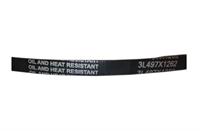 Ремень привода барабана (клиновой) для стиральных машин Ardo, Candy, Whirpool 3L497, 3L 497, 3L497x1262, WN224, 416000100, 416001702, 416001700, 92130566