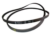 Ремень привода барабана для стиральных машин Beko, Blomberg, черный 1316J4, 1316 J4, 19 280, 19280, 2805610300, 2810980100