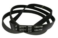 Ремень привода барабана 1204H8 (1204 H8) для стиральных машин Whirlpool, Indesit, Bauknecht 00428652, C00375541, 481235818167 Hutchinson