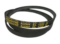 Ремень привода барабана 1220J5 (1220 J5, EL 1220 J5 ) для стиральных машин Ardo, LG, чёрный BLJ423UN, 72122000, 16CN26, 416002700, WN285 Megadyne