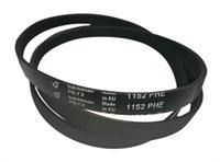 Ремень привода барабана 1152H7 (1152 H7, 1152 PHE) для стиральных машин Bosch, Siemens, Gorenje, Атлант BLH129UN, 908092003030, Hutchinson