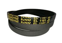 Ремень привода барабана 1161 J5 (1161J5) для стиральных машин Brandt, BLOMBERG 63ti96, 04AG402