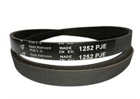 Ремень привода барабана 1252J5 (1252 J5) для стиральных машин Bosch, Siemens Gaggenau, Neff BLJ468UN, 00678914, 00439491, WN916