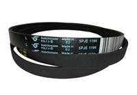 Ремень 1194J5 (1194 J5) для стиральной машины Indesit, Ariston, Hotpoint, Stinol, Whirlpool BLJ171UN
