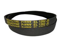 Ремень 1262 J5 (1262J5) для стиральной машины Gorenje, Whirlpool, Bauknecht, Asko WN771, 481935810038