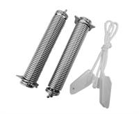 Ремкомплект двери (2 пружины и 2 тросика) для посудомоечных машин Bosch, Siemens, Gaggenau, NEFF 00754869, 754865, 754866, 754867, B00754869