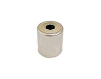 Колпачок магнетрона для микроволновой (СВЧ) печи d=14 мм, шестигранное отверстие